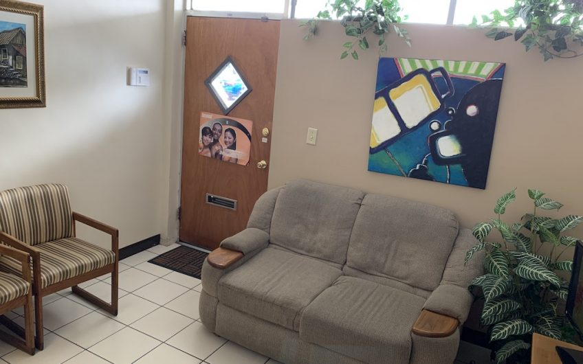 Kendall 2 Chairs, from Retiring Dentist on Prime Location