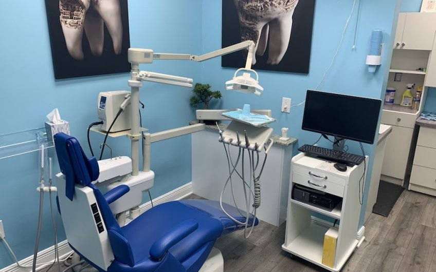 Hialeah 2 Chairs Office, from Retiring Dentist