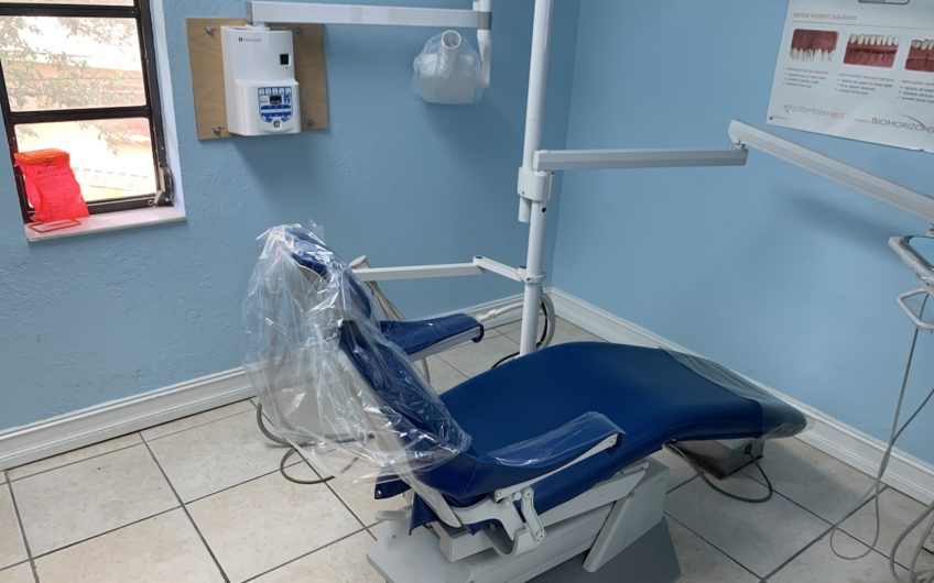 Hollywood 6 Chairs, 9 OP's Dental Turn-key Business Practice
