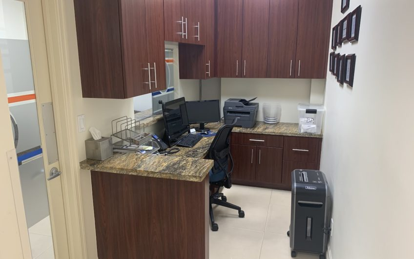 Westchester 2 Chairs Beauty, Pristine & Modern Office, no Patients Included